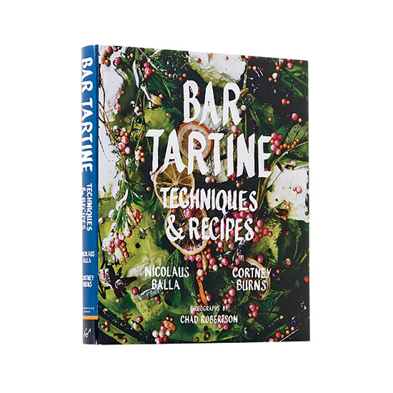 Bar Tartine Techniques and Recipes