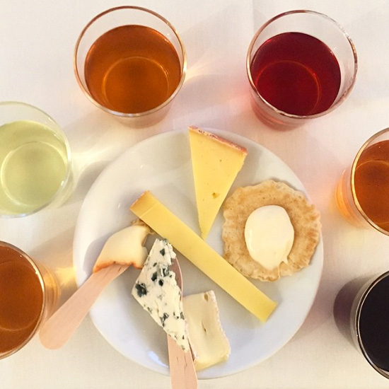 Tea and Cheese
