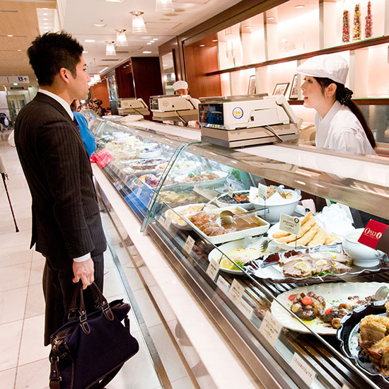 Food and Style: Isetan Shinjuku