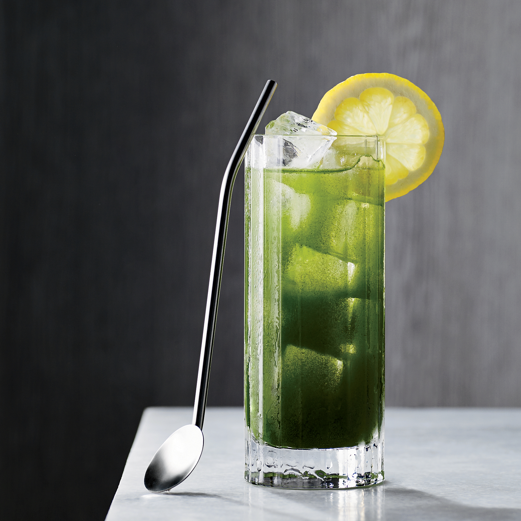 Matcha Highball