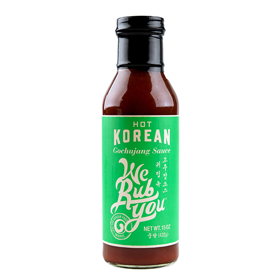 Korean Hot Sauce