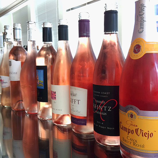 9 Great Rosés for July 4