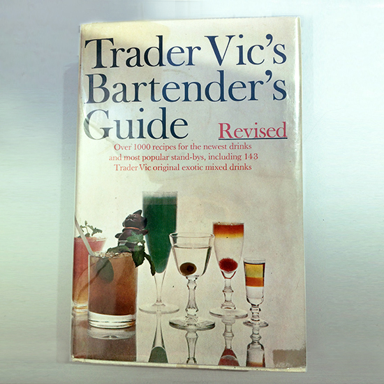 Trader Vic's Bartenders Guide