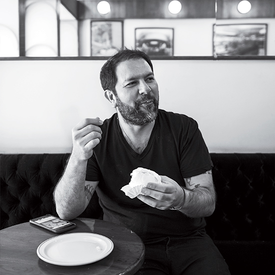 How Mexico City Shaped Star Chef Enrique Olvera