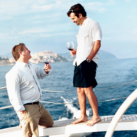 Wine Importer Brian Larky's Best Tips For Traveling with Wine