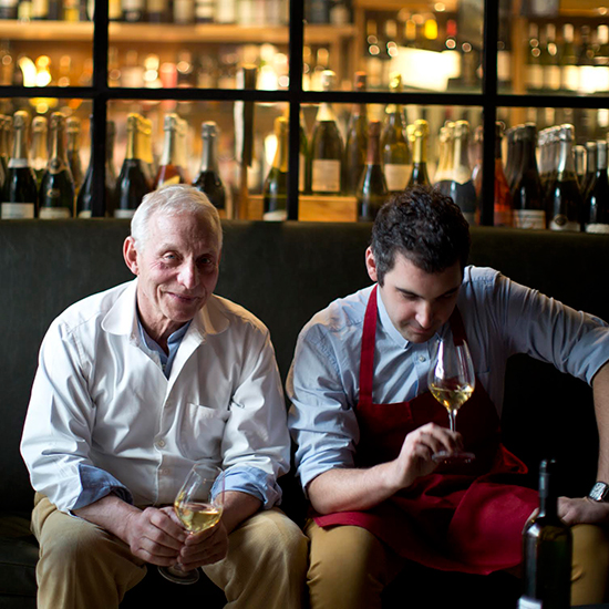 Is This New York City's Greatest Wine List?