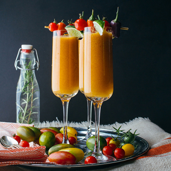 Fresh-Squeezed Heirloom Bloody Mary