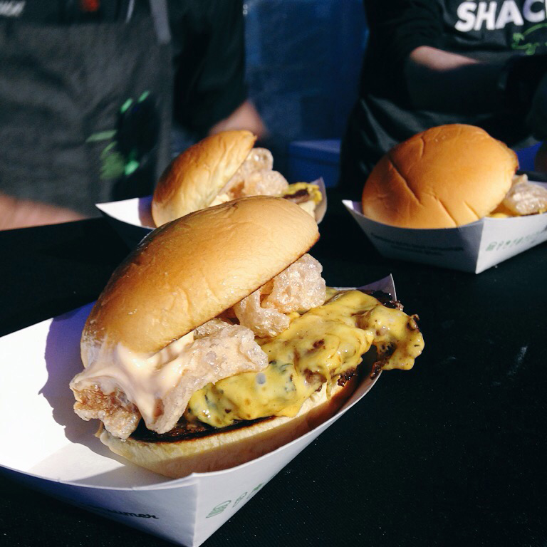 Burger Bash Recap