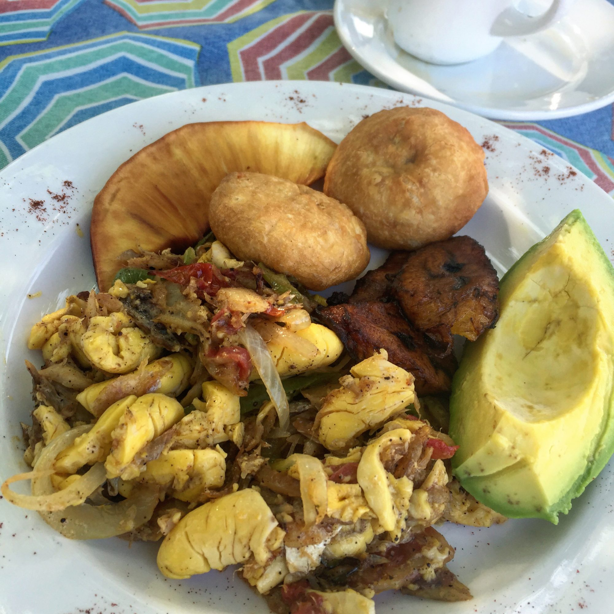 Awesome Ackee at Jake's