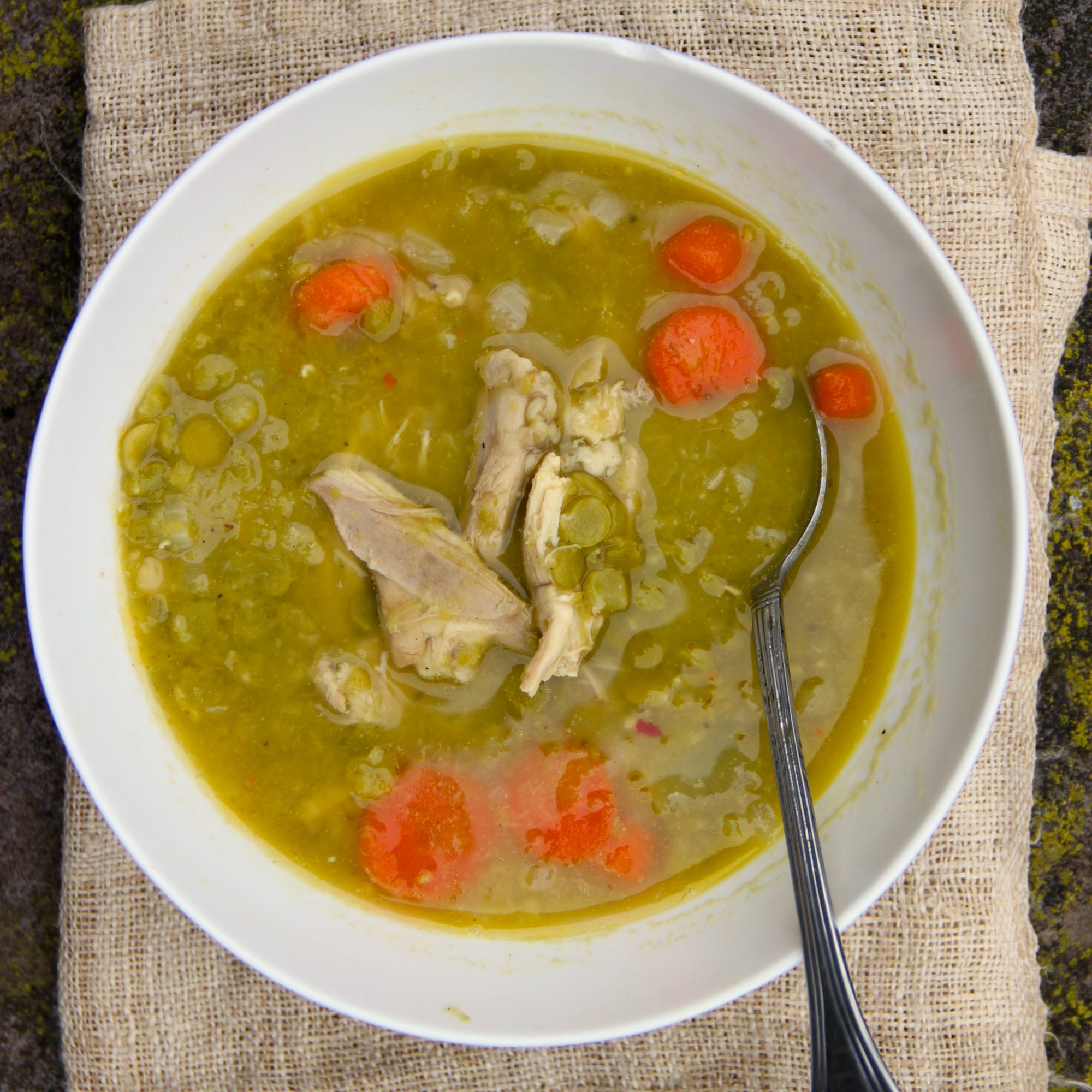 Turkey Split Pea Soup
