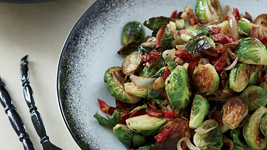7 Recipes That Prove Brussels Sprouts and Bacon Are BFFs