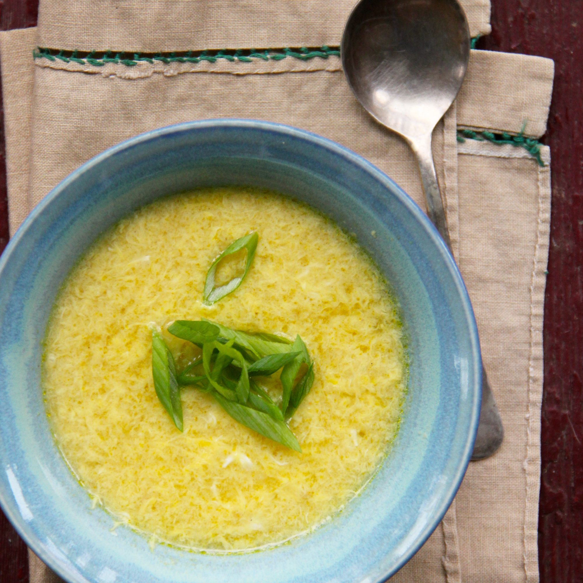 Classic Egg Drop Soup