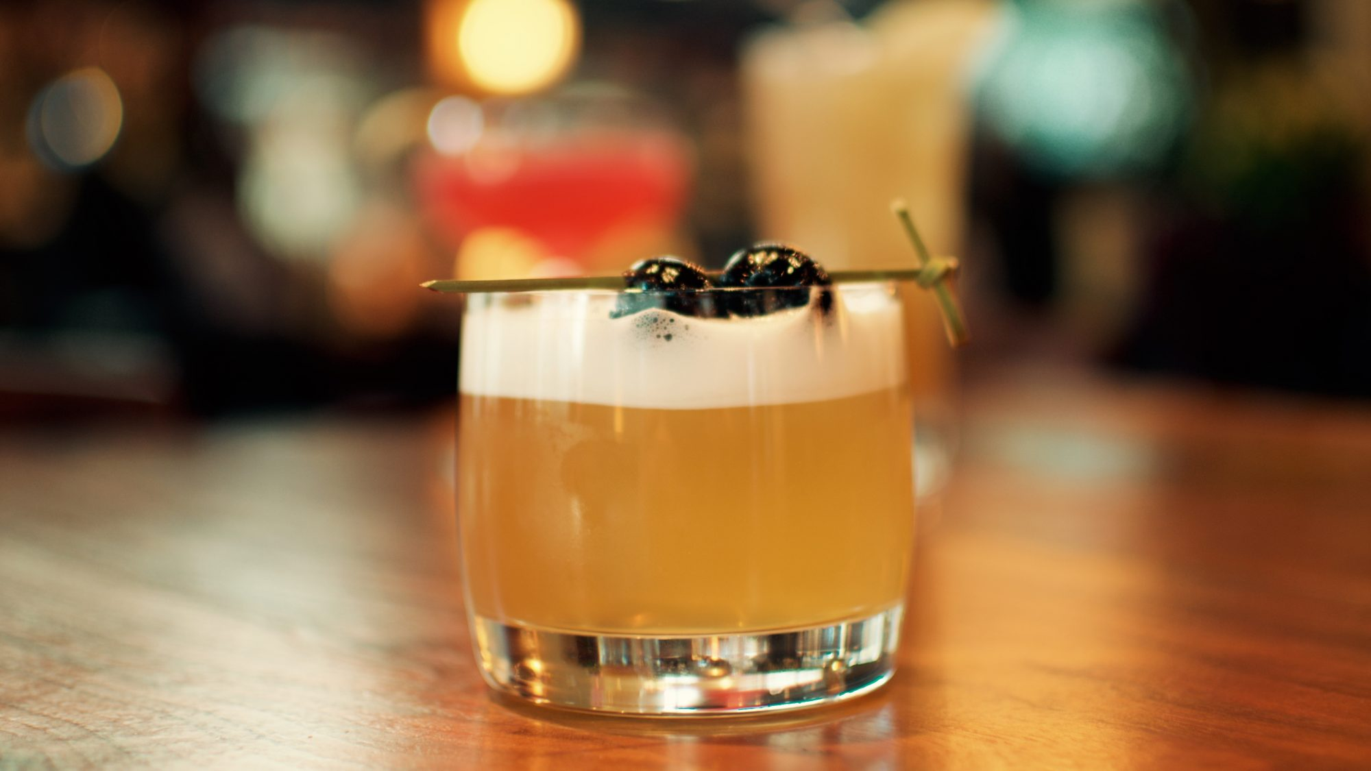 A Better Amaretto Sour