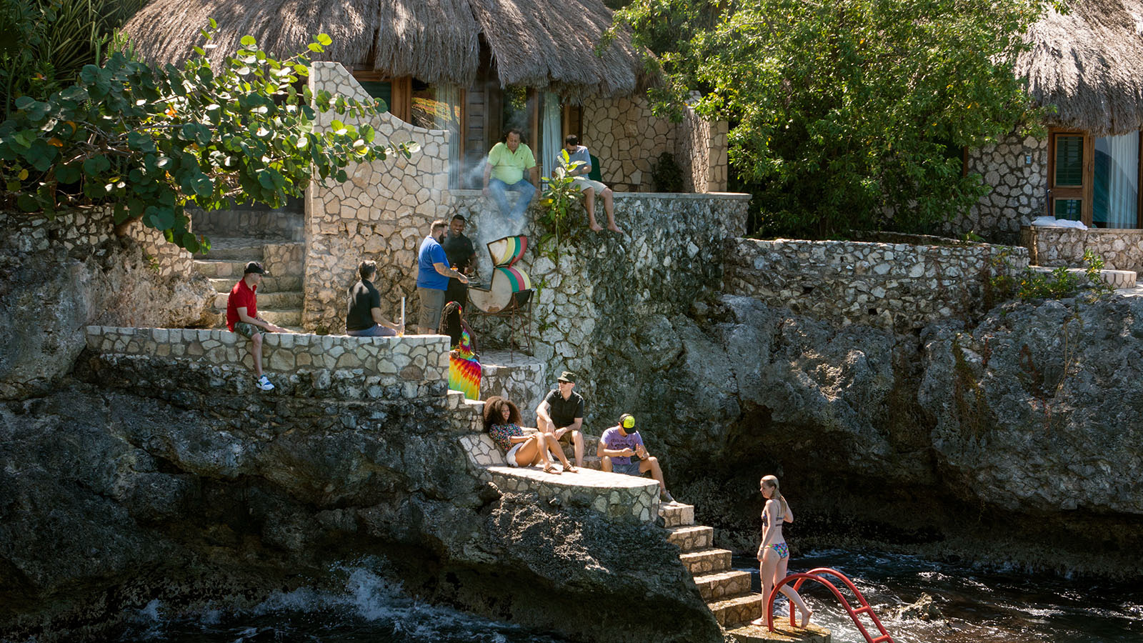 Miss Lily's, Jamaica