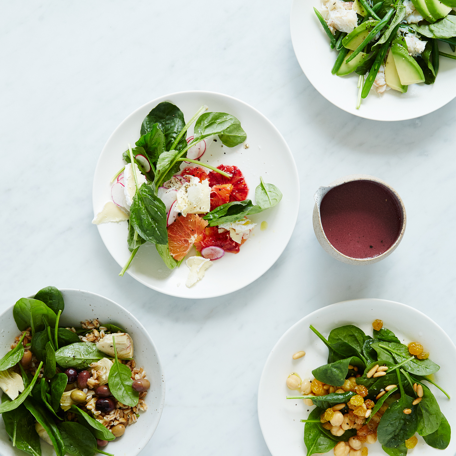 Best New Spinach Salad Recipes