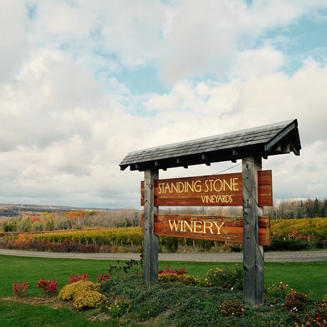 Standing Stones Vineyards
