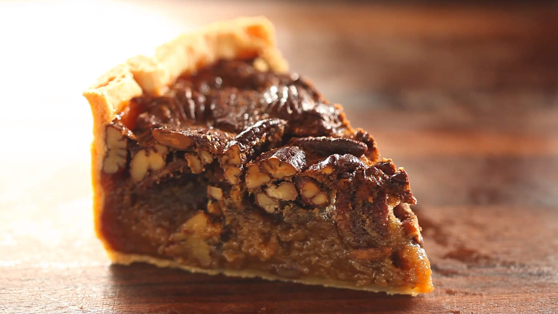 Watch: How to Make the Ultimate Pecan Pie for Thanksgiving