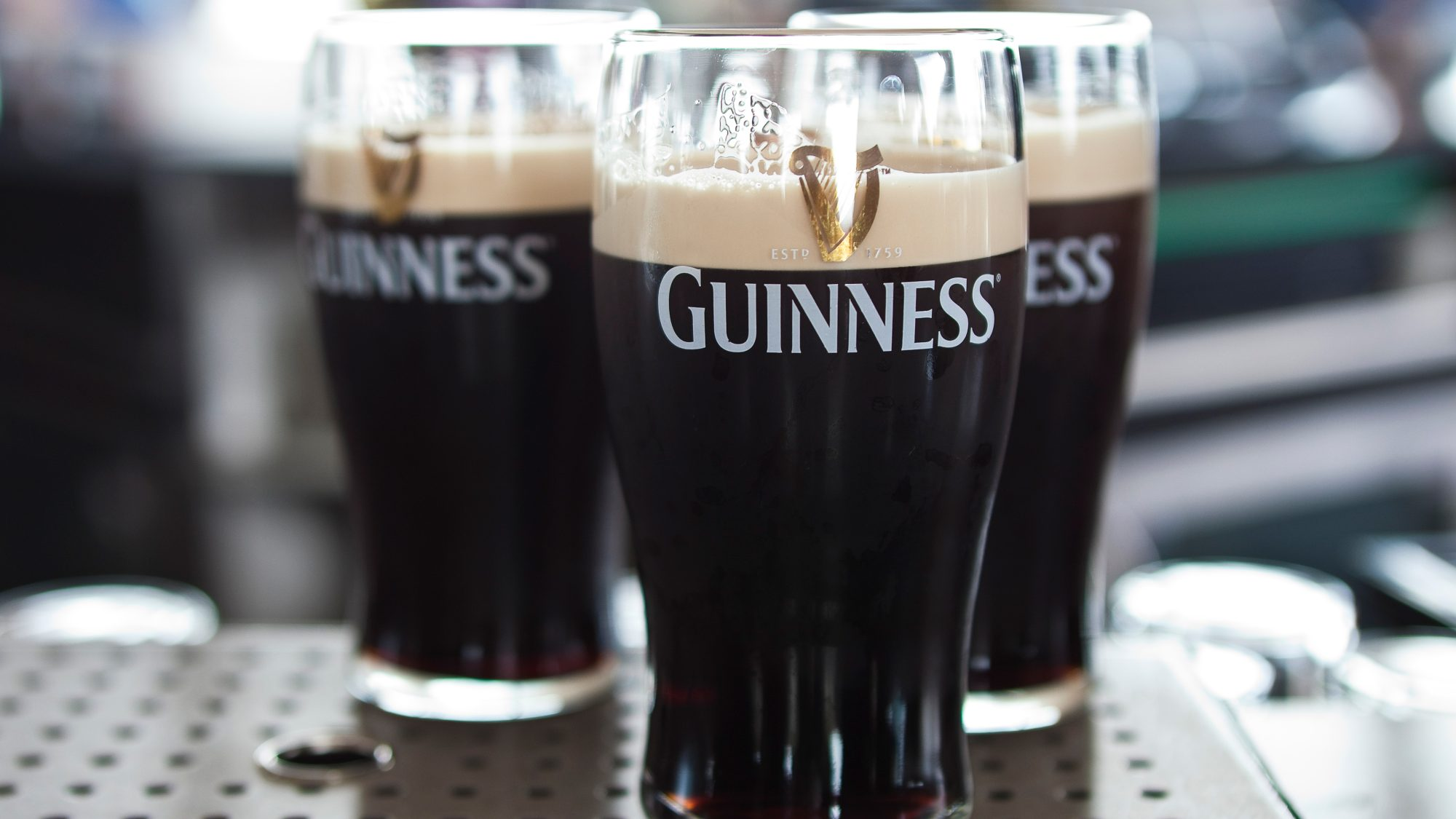 Guinness Opens the Gates to Its Experimental Brewing Lab