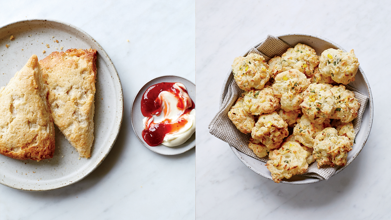 5 New Ways to Make Biscuits