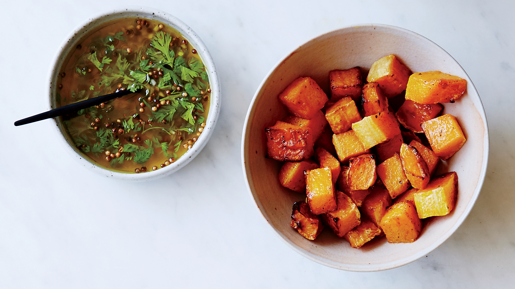 6 Ways to Top Your Butternut Squash Salad