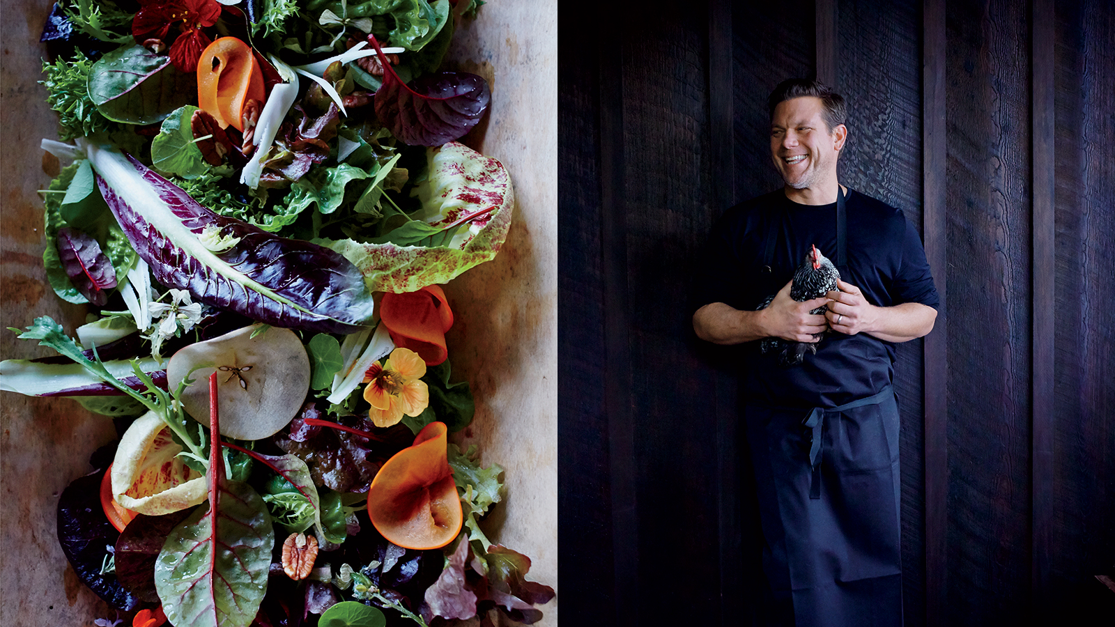 Chef Tyler Florence's First Thanksgiving at Home