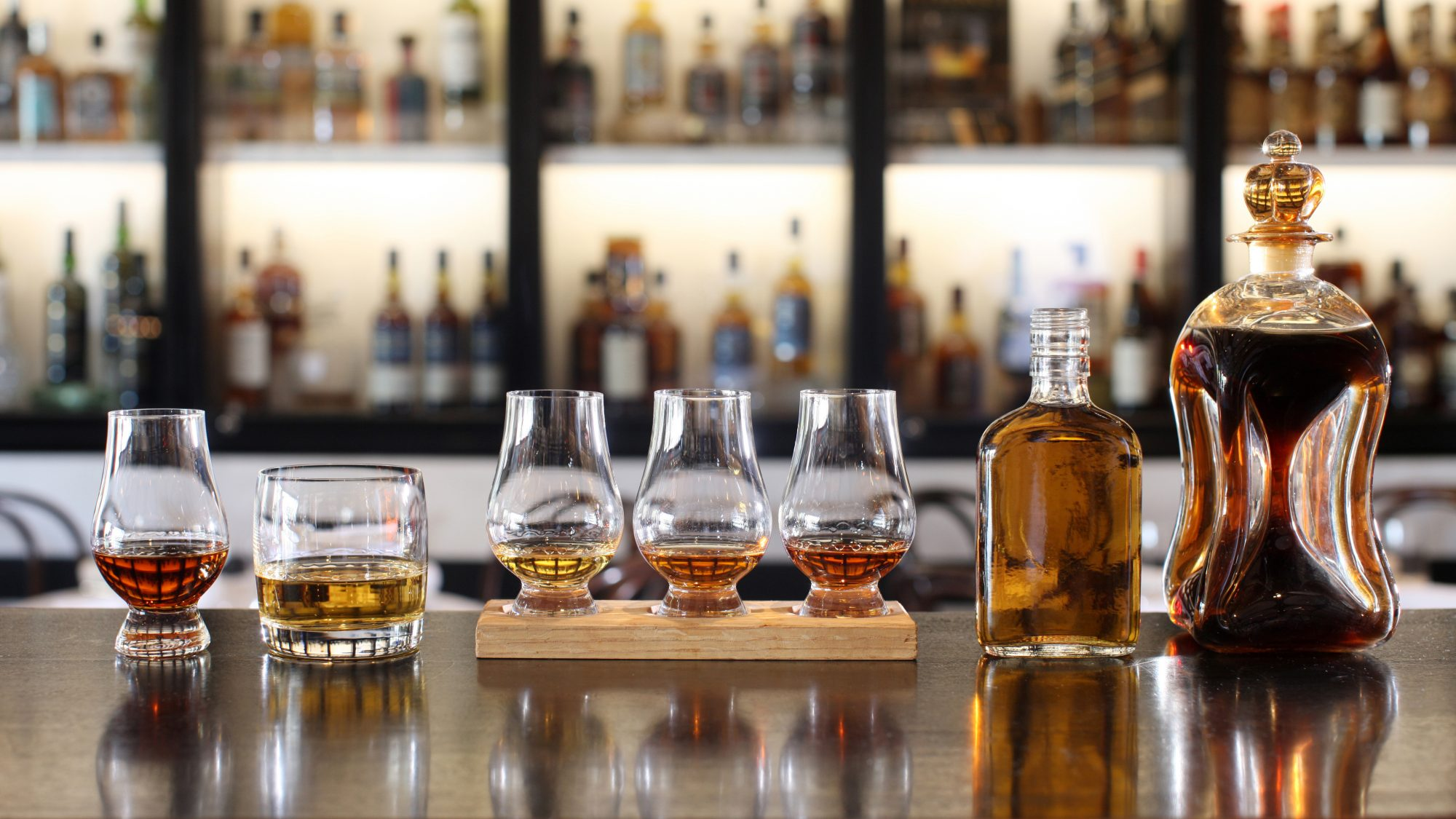 8 Best Places for Scotch Whisky in NYC