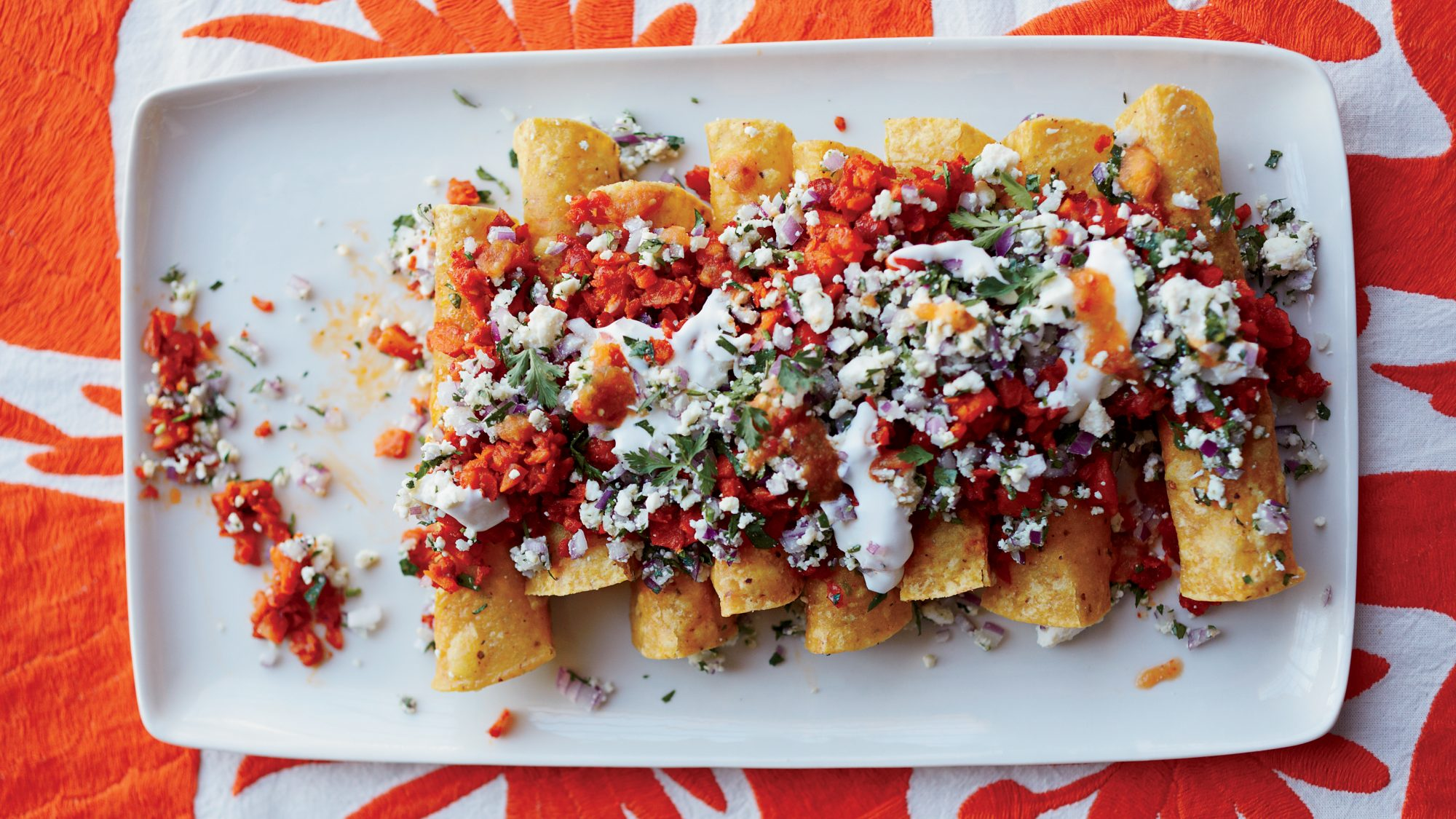 5 Vegetarian Enchilada Recipes to Make Tonight