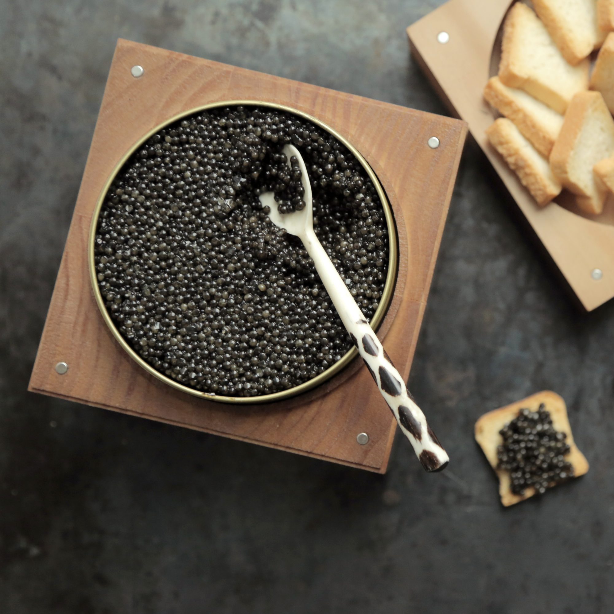 Caviar from podtopolnikov: for the winter and for every day
