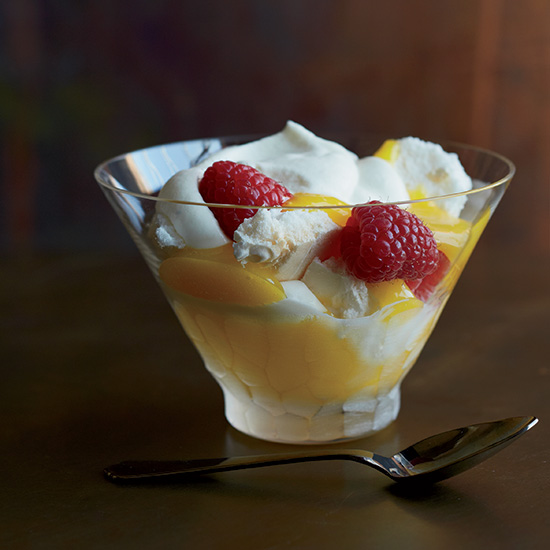Serve Something Fresh and Tangy for Dessert