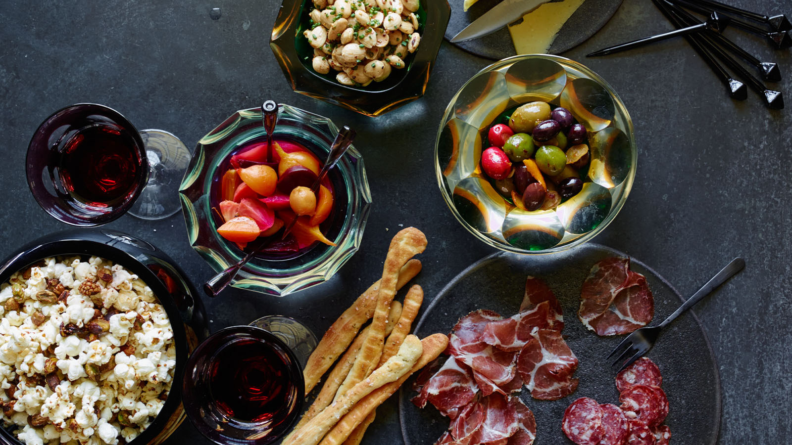 Best New Cocktail Snacks