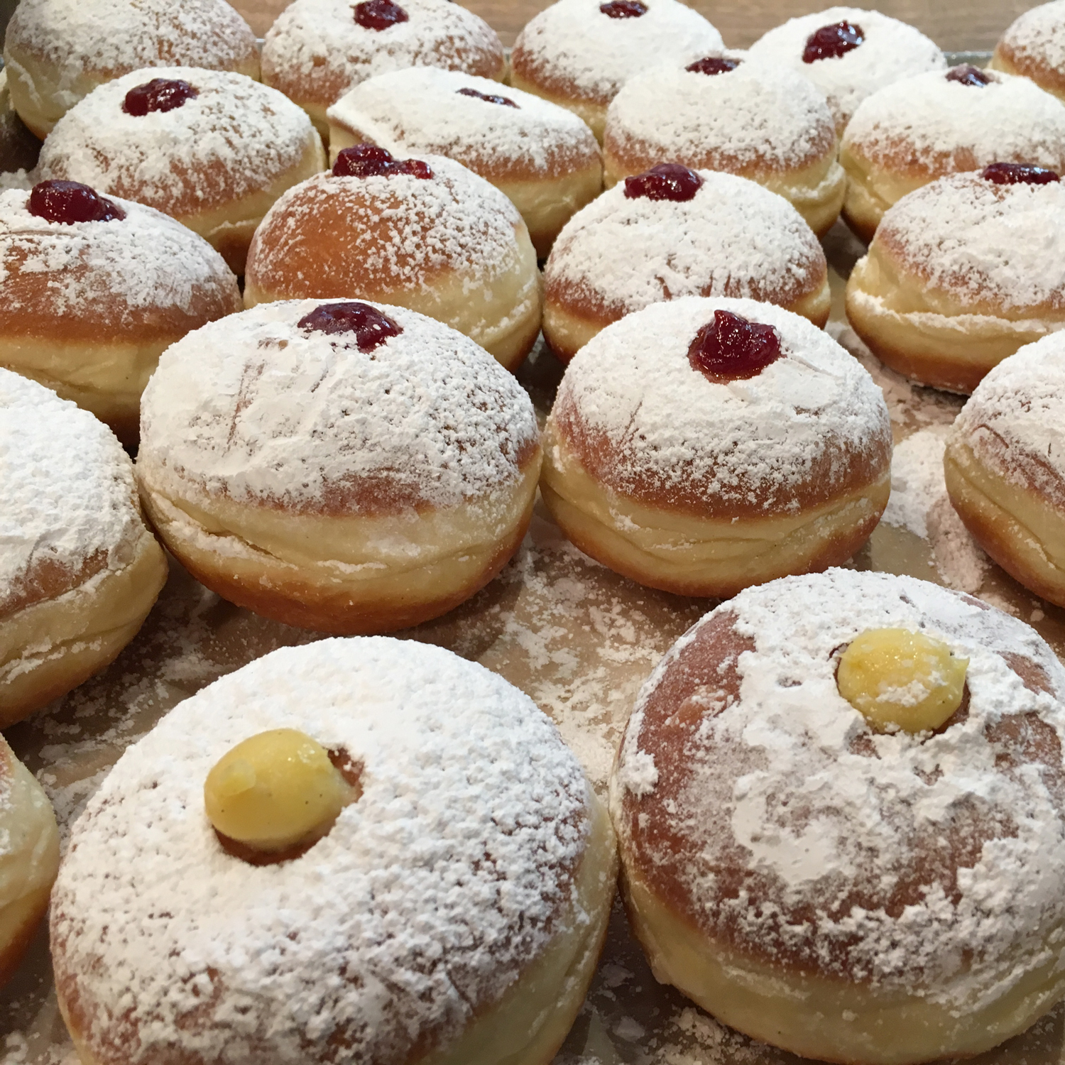 Why You Need This Hanukkah Doughnut Right Now