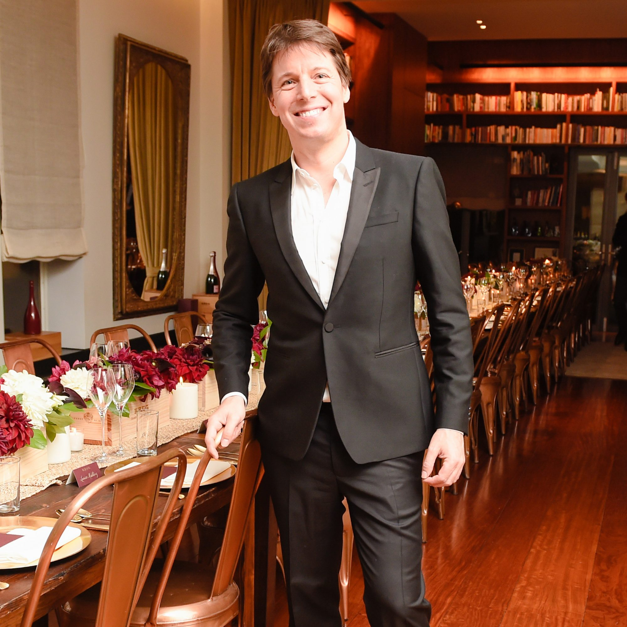 Violinist Joshua Bell Takes His Limo to In-N-Out, Throws Epic Dinner Parties with Star Chef Friends