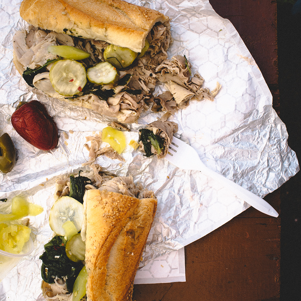 Philly Sandwiches