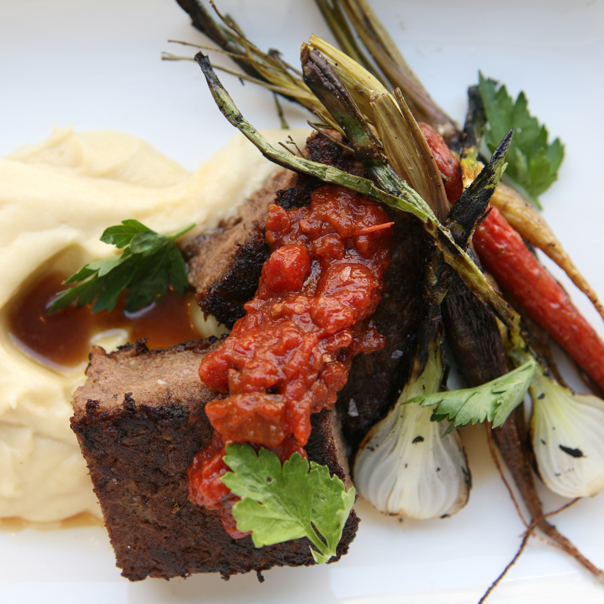 How to Make Root & Bone's Amazing Signature Meatloaf