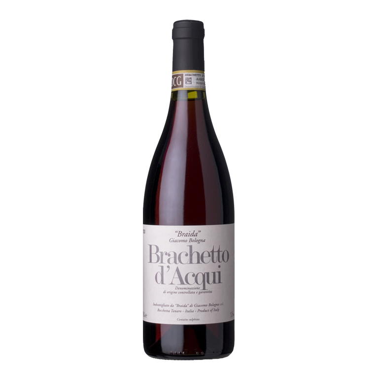 Braida Brachetto d'Acqui Sparkling Red Wine