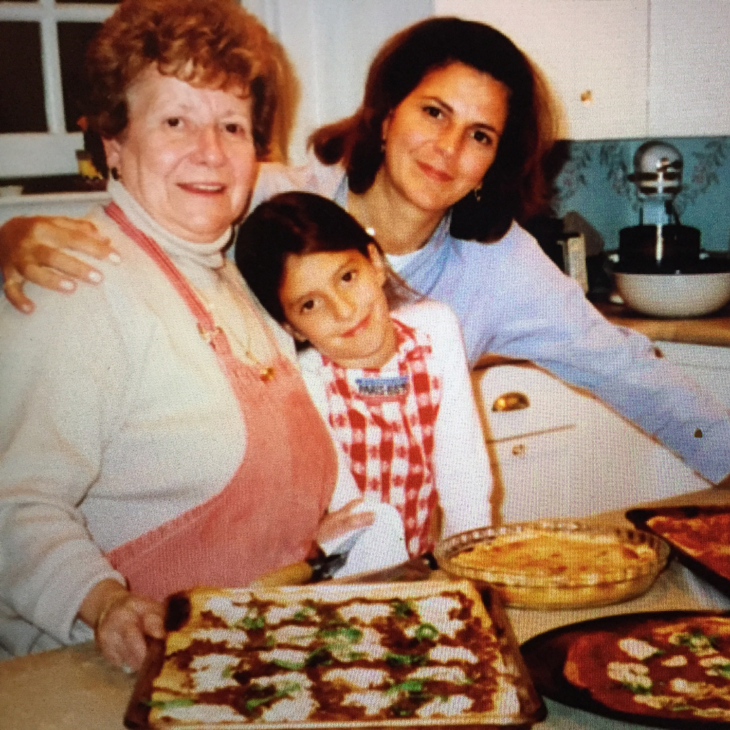 Christmas Memories from an Italian Kitchen