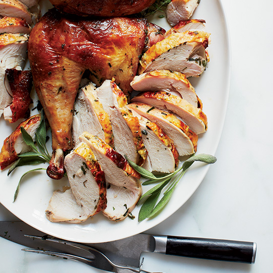 Apple-Brined Turkey