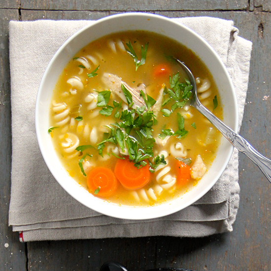 Easy Chicken Noodle Soup Recipes Amp Ideas Food Amp Wine