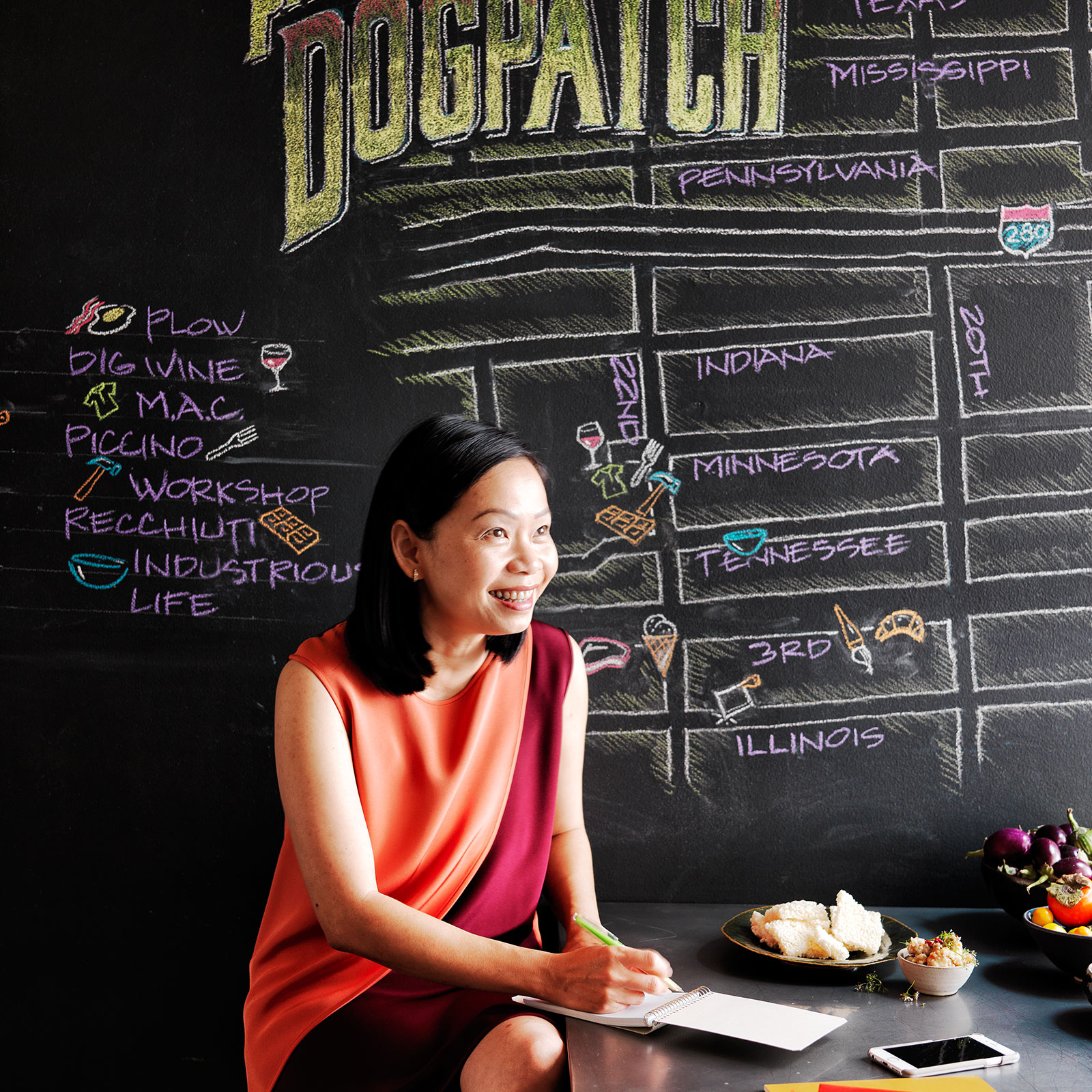 Pim Techamuanvivit's Guide to San Francisco's Dogpatch Neighborhood