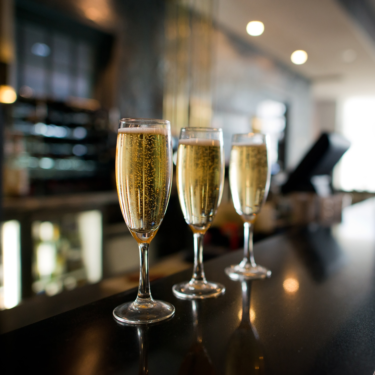 Why You Should Keep Drinking Champagne After New Year's