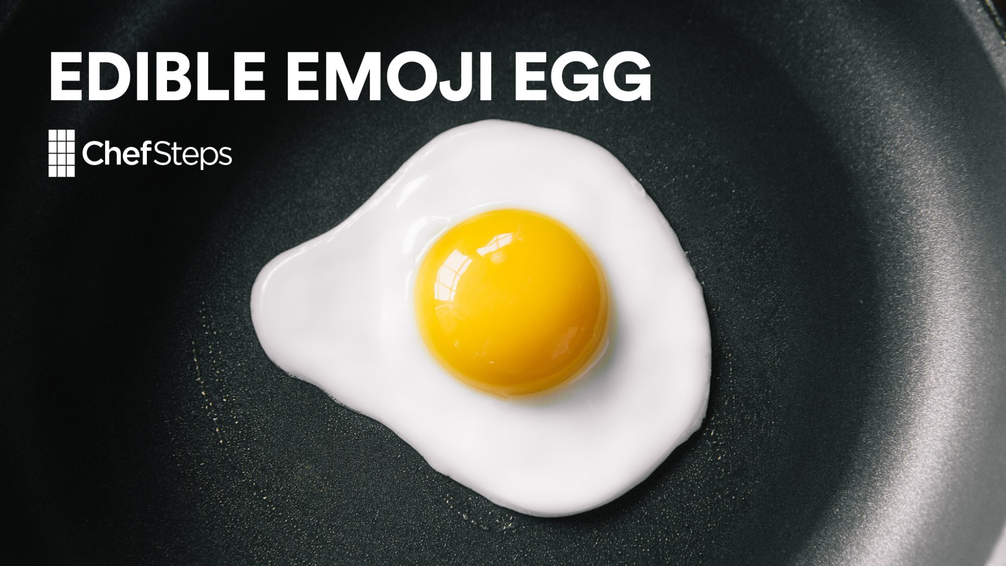 How to Make an Edible Emoji Egg