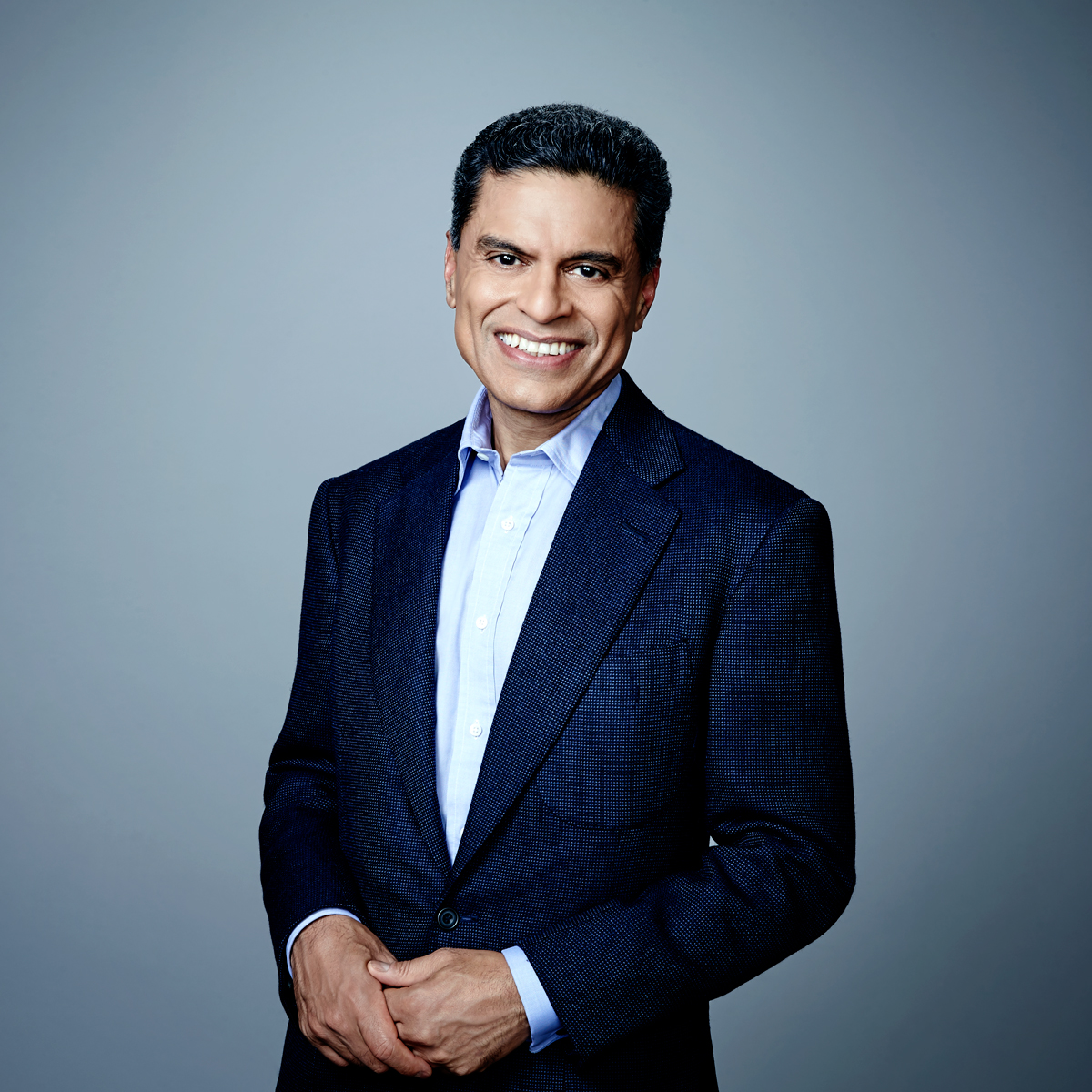 Fareed Zakaria Opens Wine Just Because