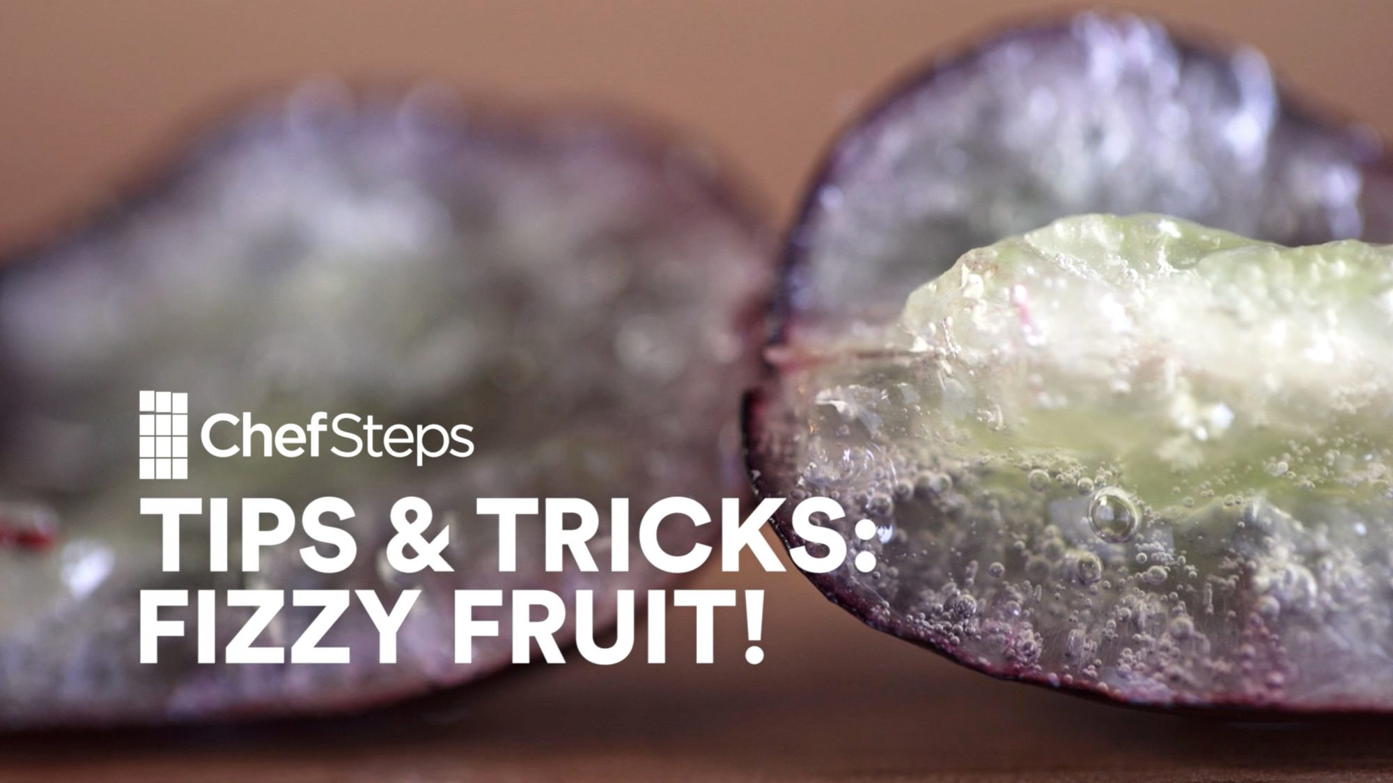 How to Make Amazing Fizzy Fruit