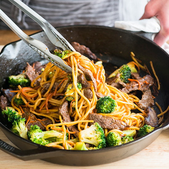 13 Recipes for Chow Mein Noodles