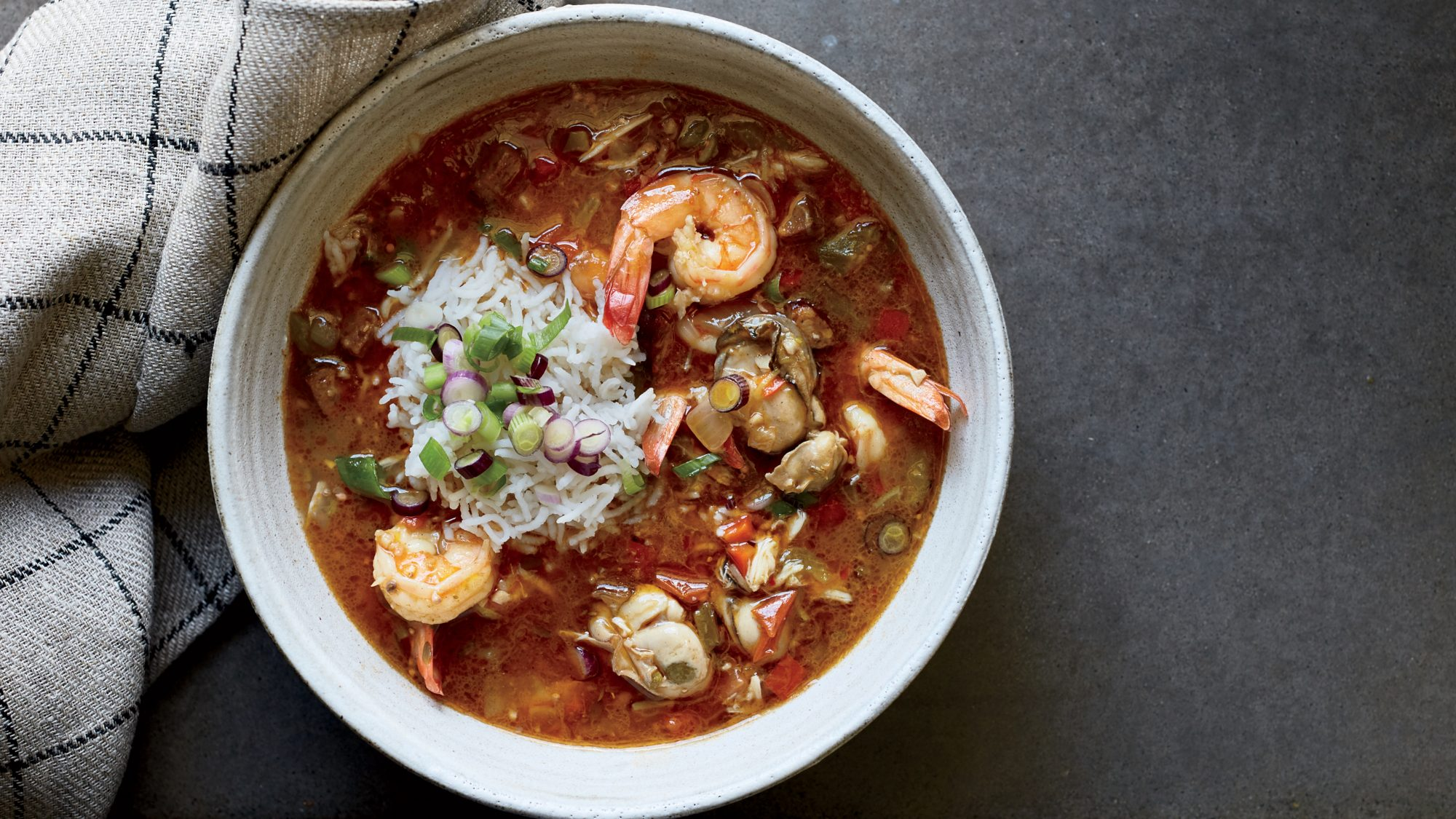 How to Make the Best Gumbo Ever