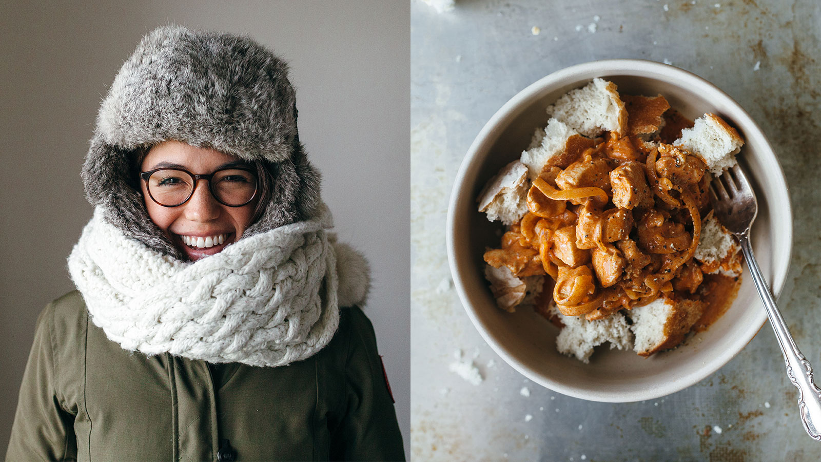 Winter Cooking with Molly Yeh