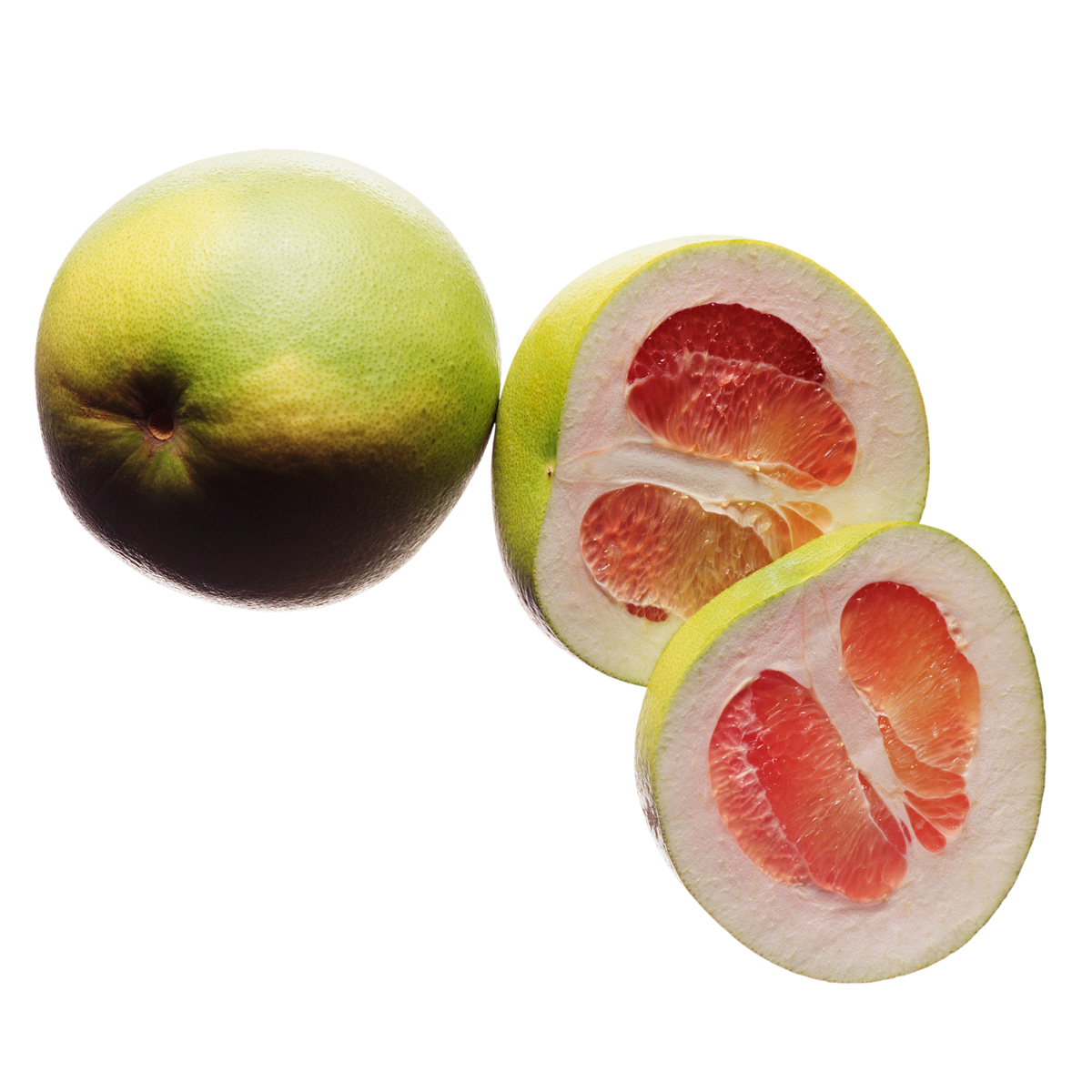 Unusual Citrus Fruit Pomelo
