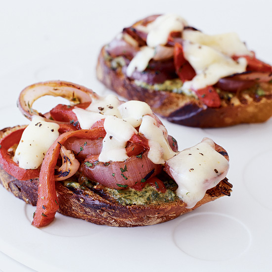 7 Cheese Toasts You Can Eat for Dinner