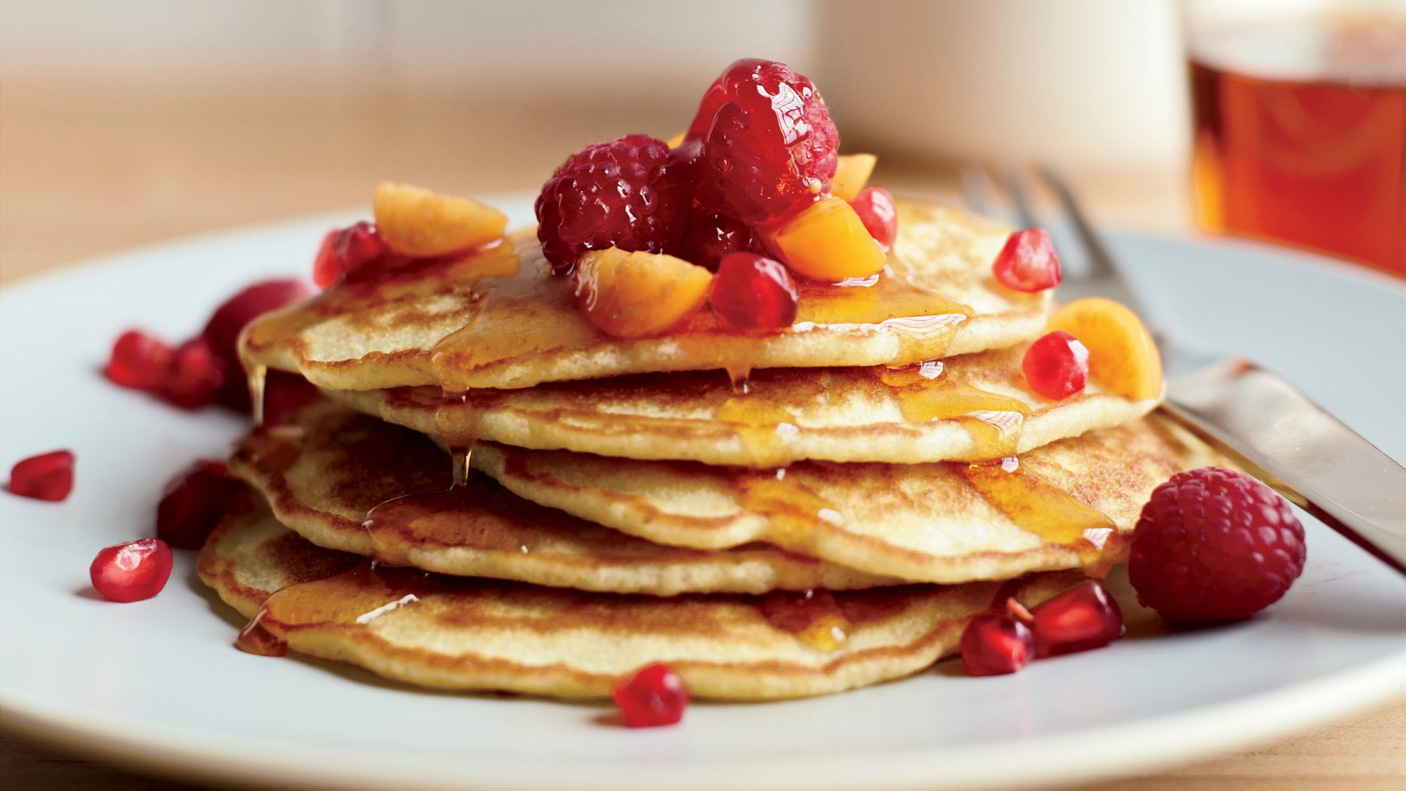 Scientists Search for Glaucoma Cure, Discover Perfect Pancakes Instead
