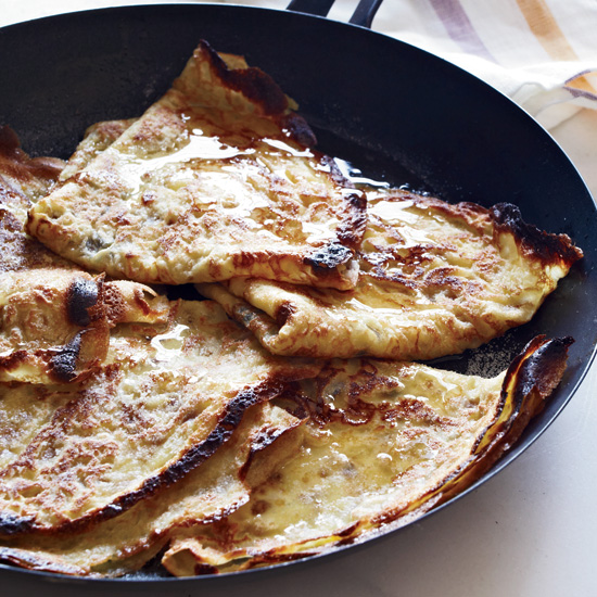 Crêpes Suzette Recipe